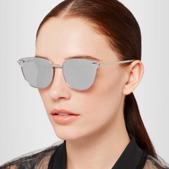 65ac2b23477 Le Specs Accessories - Len Specs Mirrored Pharaoh Sunglasses